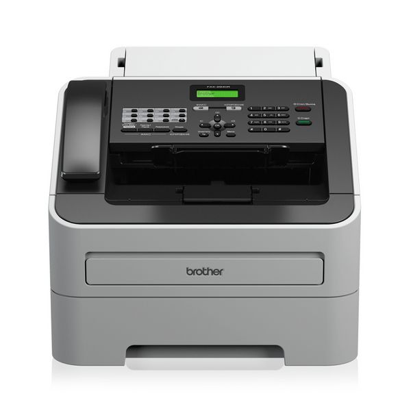 Image of   Laser Fax Printer Brother FAX-2845 FAX2845ZX1 16 MB 300 x 600 dpi 180W