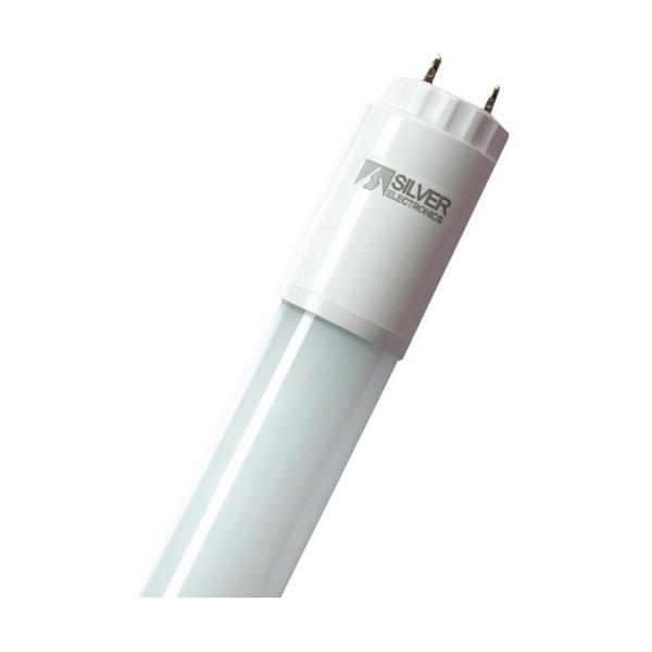 Image of   LED Tube Silver Electronics T8 ECO 58,9 cm 6000K 9W