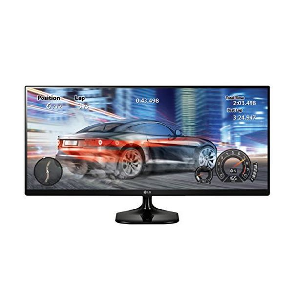"Image of   LG 25UM58-P Monitor LED 25"" IPS FHD 21:9 5ms HDMI"