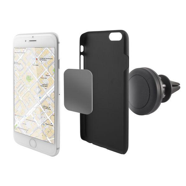 Image of   Magnetisk mobilholder til bilen 360º Sort