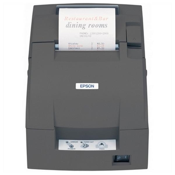 Image of   Matrixprinter Epson TM-U220BU Sort