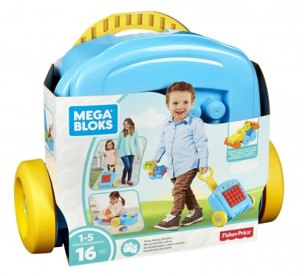 Image of   Mega Bloks Take Along Builder