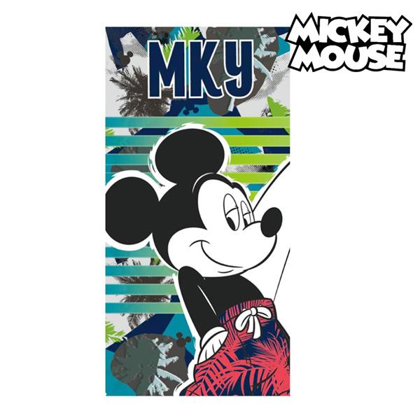 Image of   Mickey Strandhåndklæde