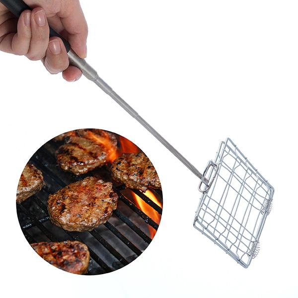 Image of   Mini-grill der kan gøres større