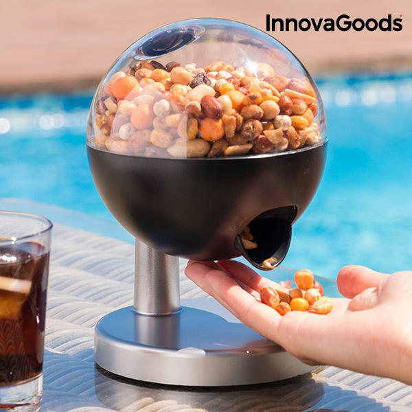 Image of   Mini InnovaGoods Kitchen Foodies Slik og Nøddedispenser