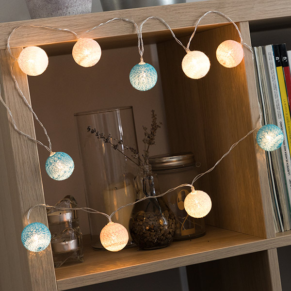 Image of   Mini LED Guirlande (10 LED)