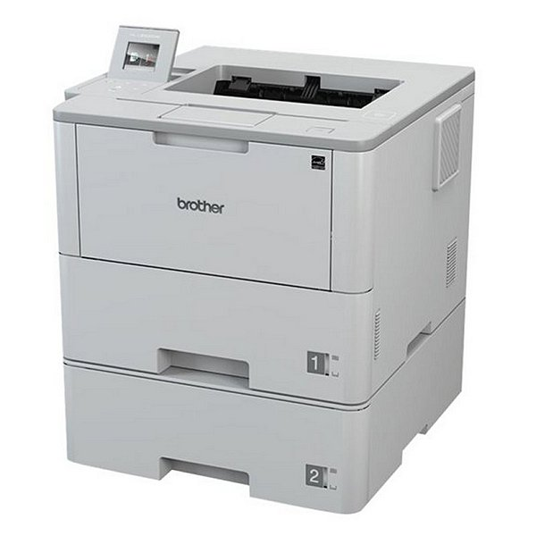Image of   Monochrome Laser Printer Brother HL-L6300DWT 48 ppm WIFI NFC Hvid