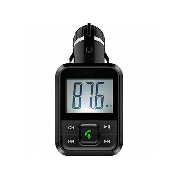Billede af MP3 afspiller og FM Bluetooth-sender til biler BSL BSL-24 Håndfri Sort