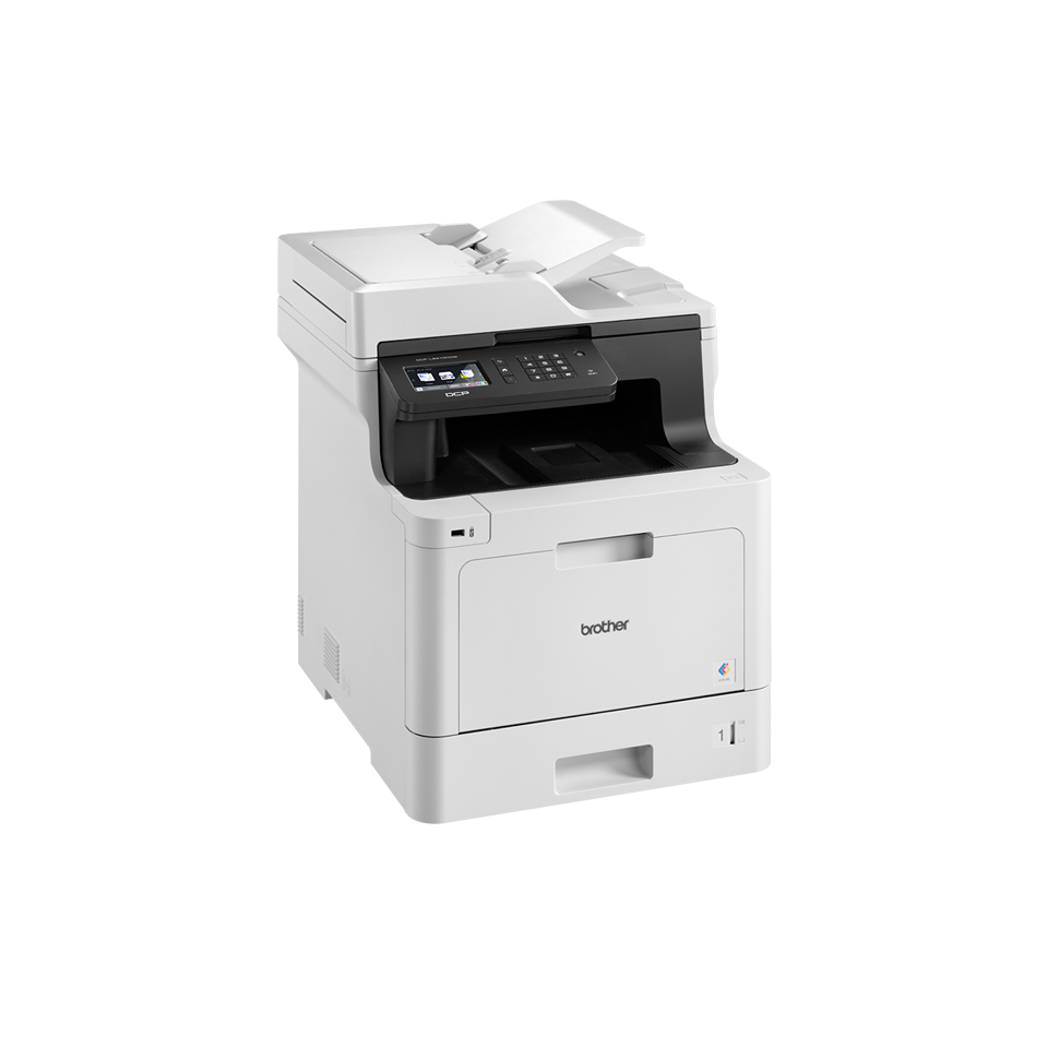 Image of   Multifunktionsprinter Brother DCPL8410CDWYY1 31 ppm 256 Mb Dual USB/WIFI+LP Farve