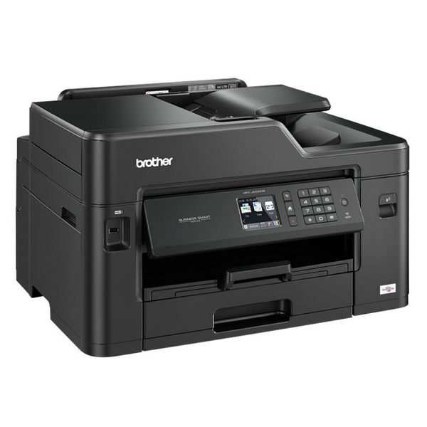 Image of   Multifunktionsprinter Brother MFCJ5330DW A3 22ppm USB Ethernet Wifi 128 MB Farve