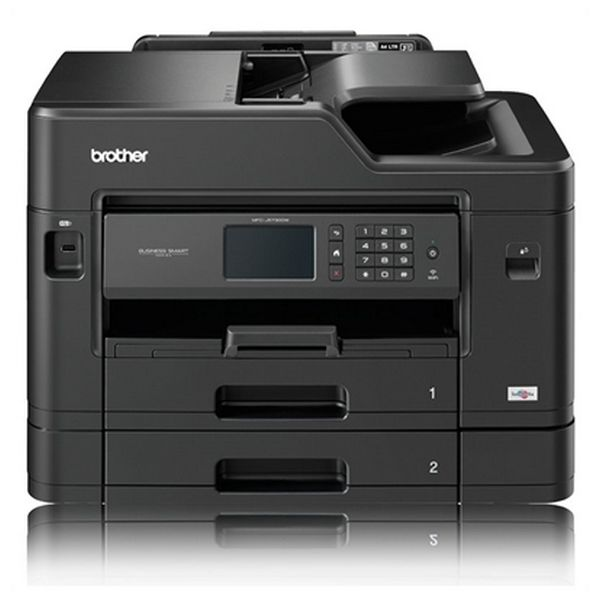 Image of   Multifunktionsprinter Brother MFCJ5730DW A3 22ppm USB Ethernet Wifi 128 MB Farve