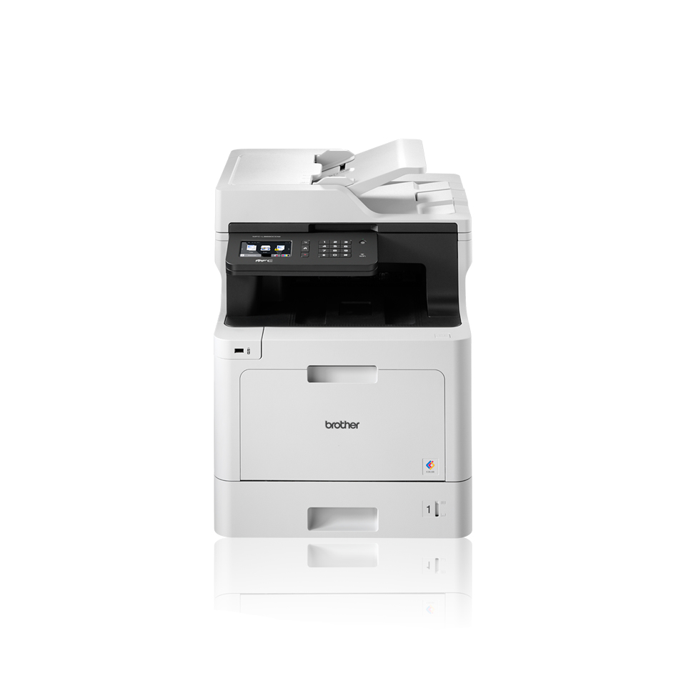 Image of   Multifunktionsprinter Brother MFCL8690CDWYY1 31 ppm 256 Mb USB/Red/Wifi+LPI Laser Fax Printer Farve