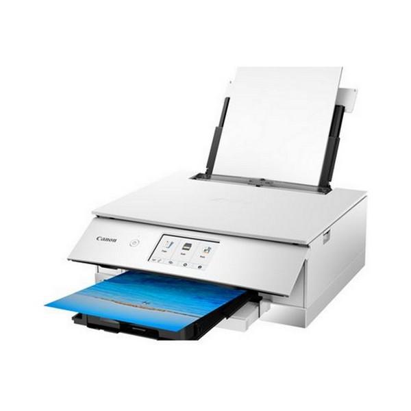 Image of   Multifunktionsprinter Canon Pixma TS8251 1200 dpi WIFI Hvid