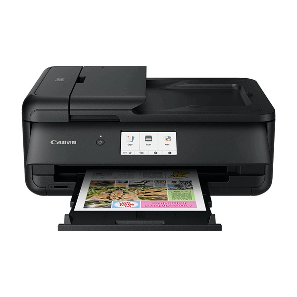 Image of   Multifunktionsprinter Canon Pixma TS9550 15 ppm Sort