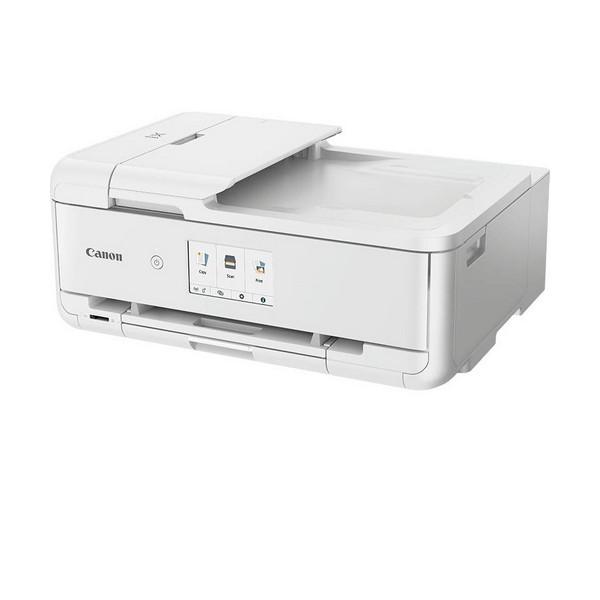Image of   Multifunktionsprinter Canon Pixma TS9551 15 IPM WIFI Hvid