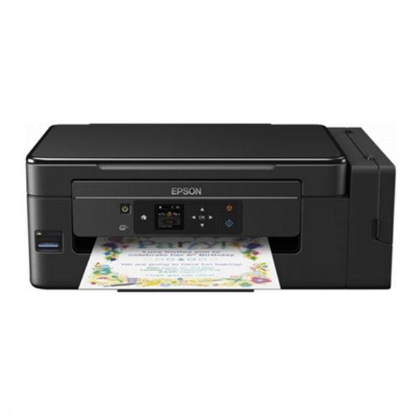 Image of   Multifunktionsprinter Epson C11CF47402 ECOTANK ET-2650 WIFI 1200 x 2400 DPI Sort