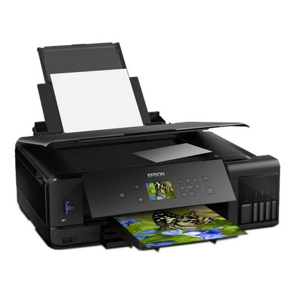 Image of   Multifunktionsprinter Epson Ecotank ET-7750 13 PPM WIFI Sort