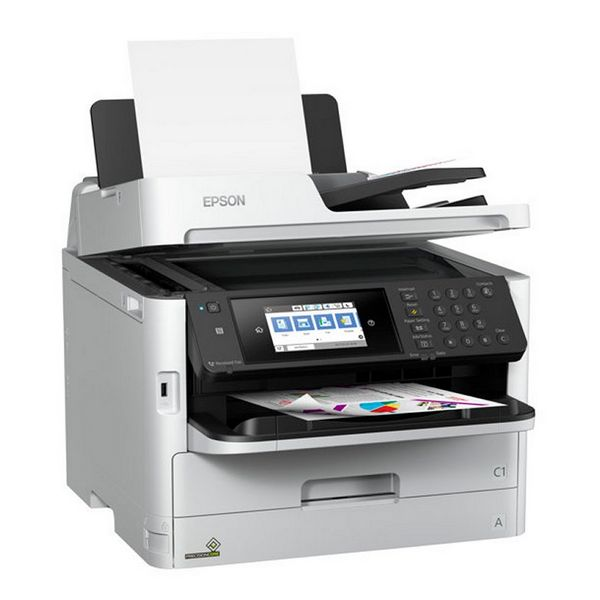 Image of   Multifunktionsprinter Epson PRO WF-C5710DWF 24 ppm Fax WIFI NFC Hvid
