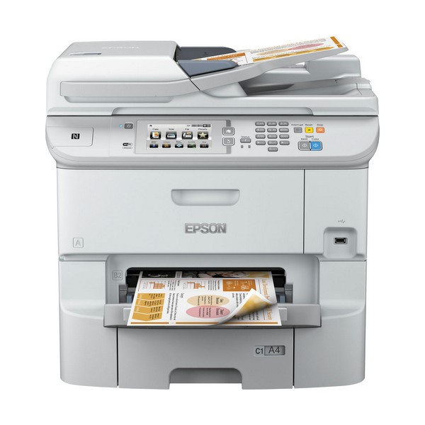 Image of   Multifunktionsprinter Epson WorkForce Pro WF-6590DWF 1200 dpi LAN WIFI Fax Hvid