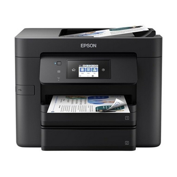 Image of   Multifunktionsprinter Epson WorkForce WF-4730DWF 20 PPM WIFI Fax Sort