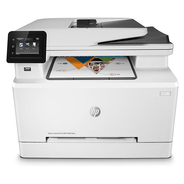 Image of   Multifunktionsprinter HP Impresora multifunción LaserJe T6B82A Laser Fax