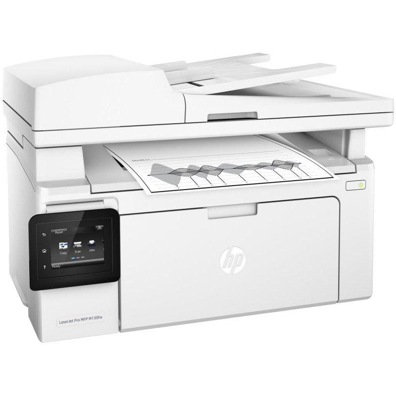 Image of   Multifunktionsprinter HP LaserJet Pro MFP M130fw WIFI FAX 256 MB