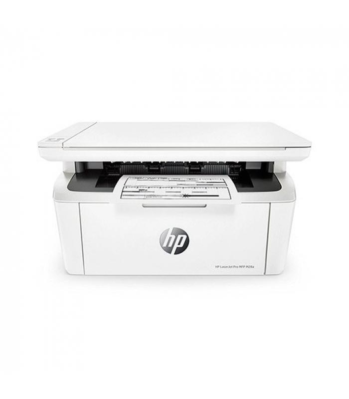 Image of   Multifunktionsprinter HP LaserJet Pro MFP M28a 32 MB