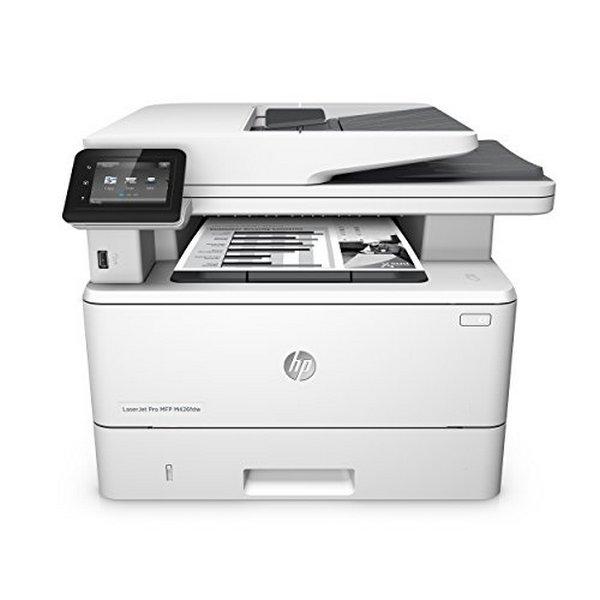 Image of   Multifunktionsprinter HP LaserJet Pro MFP M426fdw WIFI