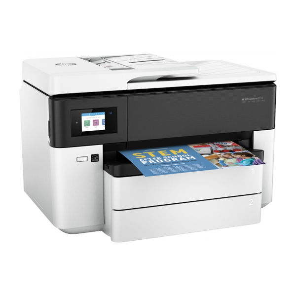 Image of   Multifunktionsprinter HP Officejet Pro 7730 FAX