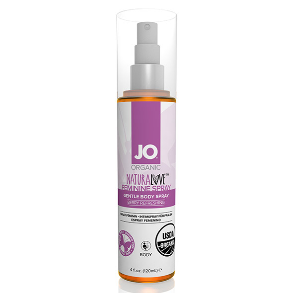 Image of   NaturaLove Organisk Feminin Spray 120 ml System Jo 251676