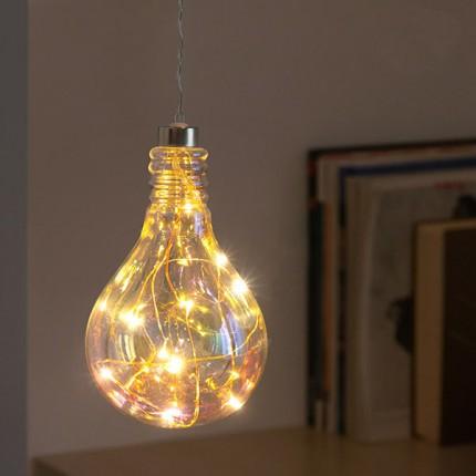 Image of   Oh My Home Retro Regnbue LED-Glødepære