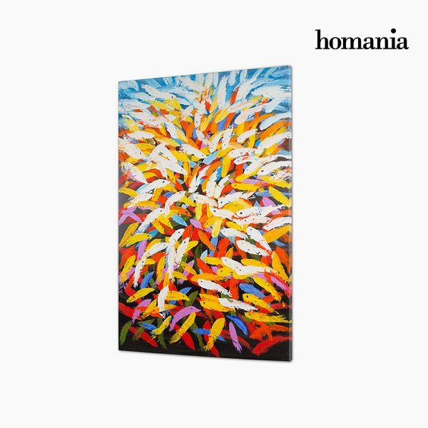 Image of   Oliemaleri (80 x 4 x 130 cm) by Homania