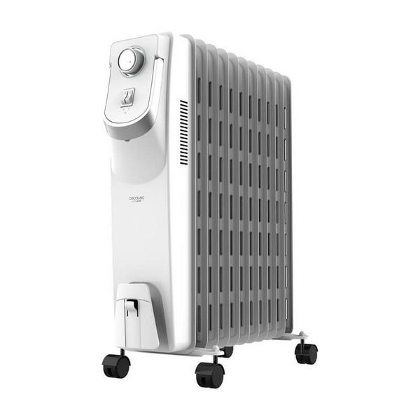 Image of   Olieradiator (11 kamre) Cecotec Ready Warm 5850 Space 360º 2500W Hvid