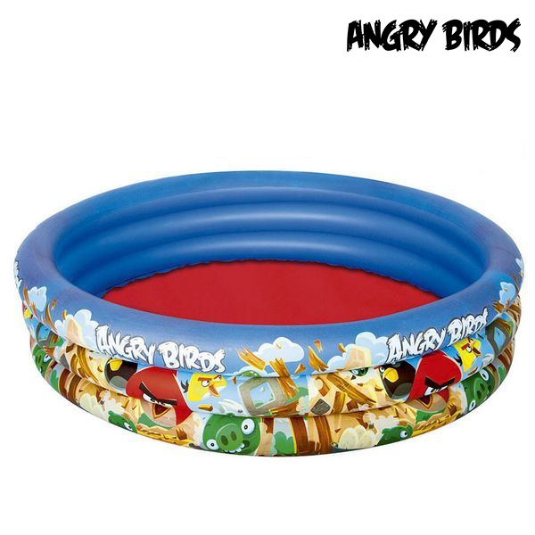 Image of   Oppustelig Pool Angry Birds 2746