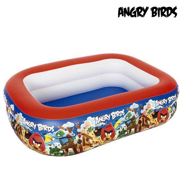 Image of   Oppustelig Pool Angry Birds 2753