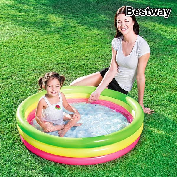 Image of   Oppustelig Pool Bestway 51104 211 L (102 x 25 cm)