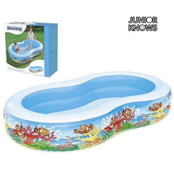 Image of   Oppustelig Pool Junior Knows 3224