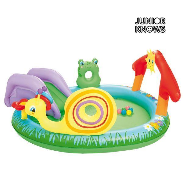 Image of   Oppustelig Pool Junior Knows 8129