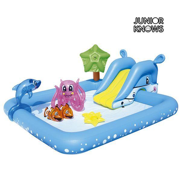 Image of   Oppustelig Pool Junior Knows 8780