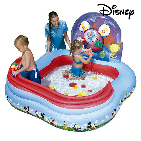 Image of   Oppustelig Pool Mickey Mouse 6226