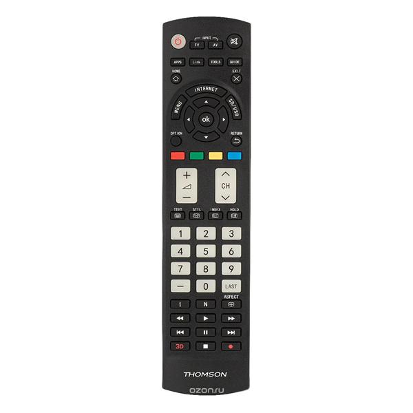 Image of   Panasonic Universal Fjernbetjening Thomson ROC1105PAN Sort