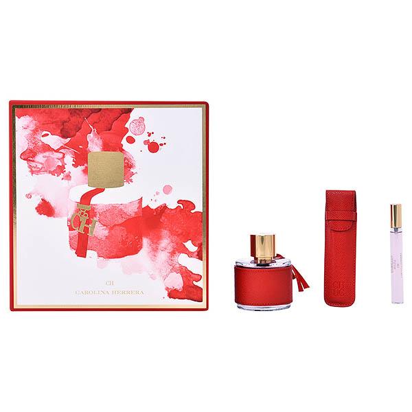 Image of   Parfume sæt til kvinder Ch Carolina Herrera 5056 (3 pcs)