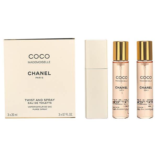 Image of   Parfume sæt til kvinder Coco Mademoiselle Chanel edt