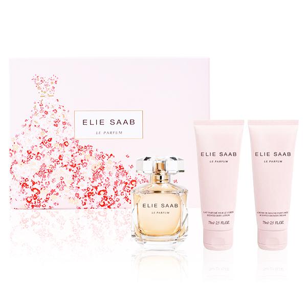 Image of   Parfume sæt til kvinder Elie Saab Elie Saab 9505011 (3 pcs)