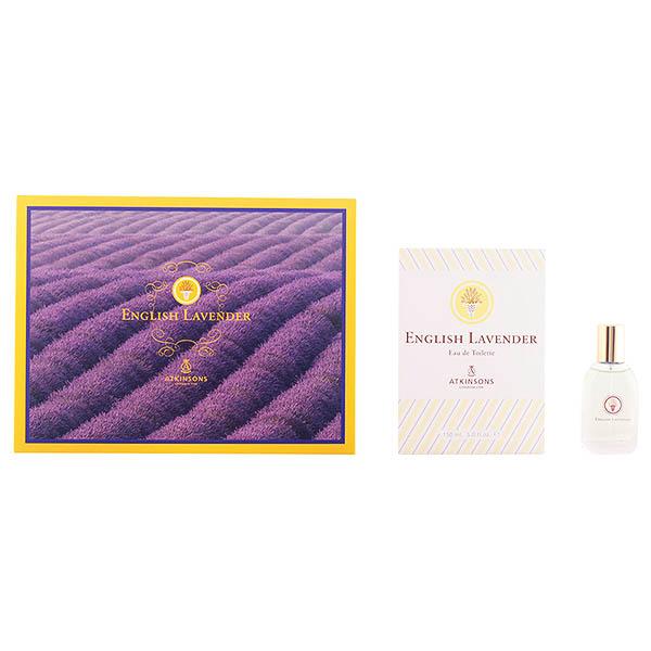 Image of   Parfume sæt til kvinder English Lavender Atkinsons (2 pcs)
