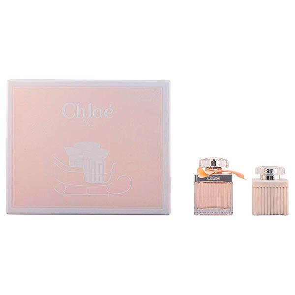 Image of   Parfume sæt til kvinder Fleur De Parfum Chloe (3 pcs)