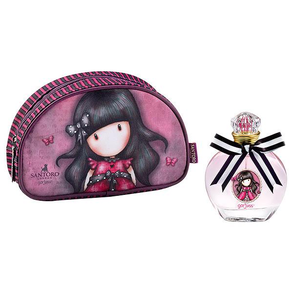 Image of   Parfume sæt til kvinder Gorjuss Ladybird Santoro Gorjuss (2 pcs)