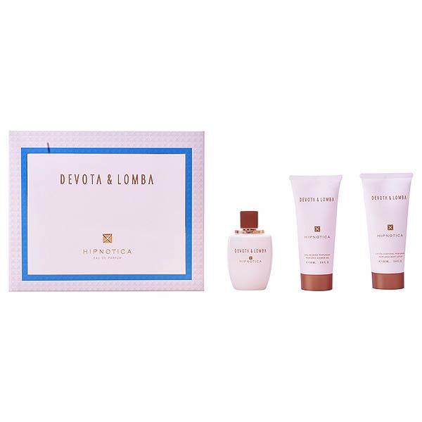 Image of   Parfume sæt til kvinder Hipnotica Devota & Lomba 28244 (3 pcs)