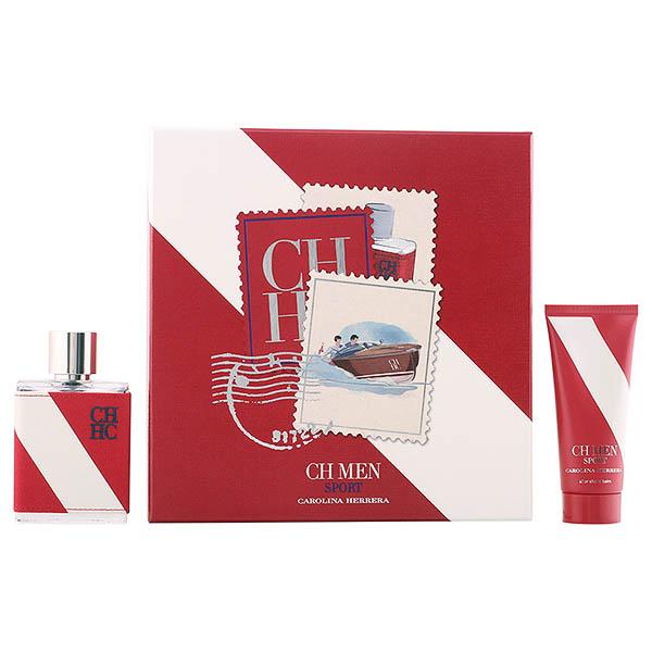 Image of   Parfume sæt til mænd Ch Sport Carolina Herrera (2 pcs)