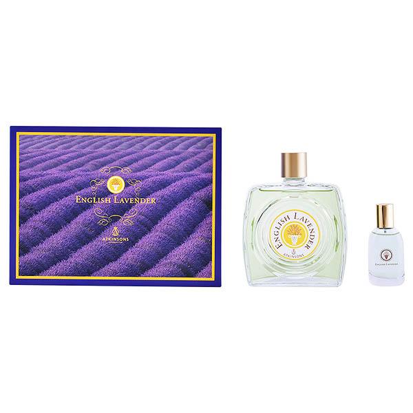 Image of   Parfume sæt til mænd English Lavender Atkinsons (2 pcs)